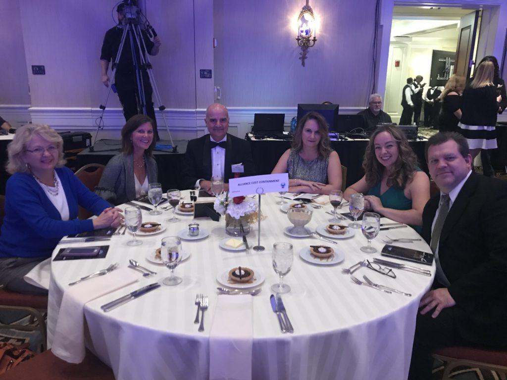 Alliance Cost Containment - Business of the Year Dinner