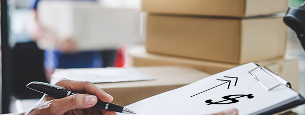 Reduce indirect shipping and mail costs