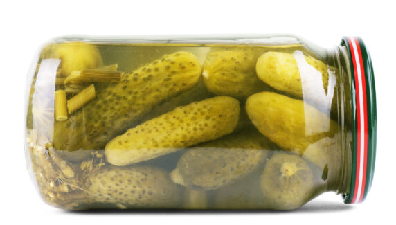 Pickle jar to Lower packaging costs, jars and lids